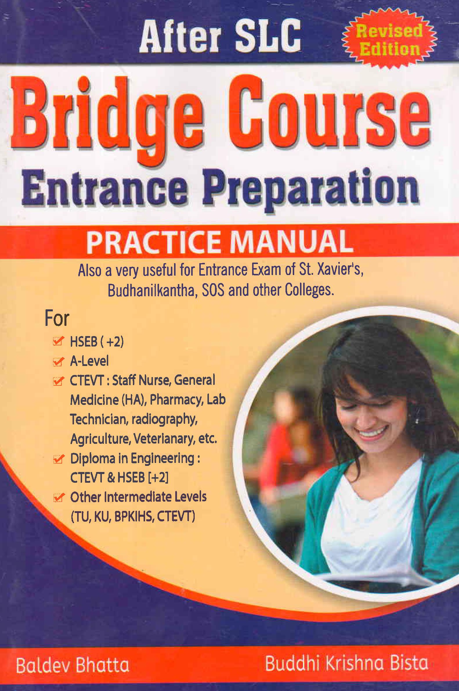 After SLC Bridge Course Entrance Preparation - Heritage Publishers